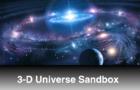 3-D Universe Sandbox v1.1