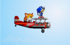 Tails' sky plane