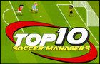 Top 10: Soccer Managers