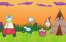 Ostrich, Hippo & Jesus on Grass: Tha Valentime's Special