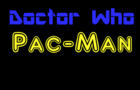 Doctor Who Pac Man