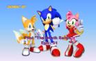 Sonic D!: Pilot - EP0 - S1