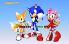 """Sonic D! """"Sonic Free Fall!"""" Ep2 - S1 - PT 1/4"""