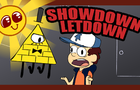 Gravity Falls: Showdown Letdown