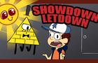 Gravity Falls: Showdown Letdown