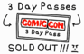 Comic-Con Ticket Rant