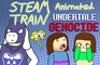 "Steam Train/ Game Grumps Animated: Undertale (Genocide)- ""We're On Our Way"""