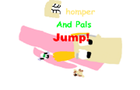 Chomper And Pals Jump!