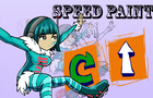 Speed Paint Jet Set Radio