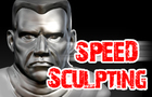 "Speed Sculpting ""Colossus"""