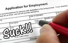 Job applications suck!