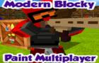Modern Blocky Paintball