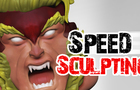 "Speed 3D Sculpting ""Sabretooth"""