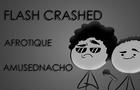 FLASH CRASHED