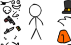 Stick Figure Dress Up
