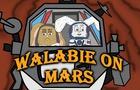 Walabie on Mars