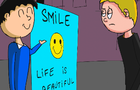 Smile - Life is beautiful