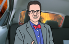 Hell's Uber Driver - Jared Fogle