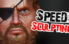 "Speed 3D Sculpting ""Big Boss"""