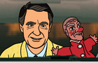 Hell's Uber Driver - Mr. Rogers