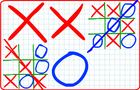Strategic Tic-Tac-Toe