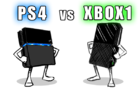 PS4 vs XBOX1