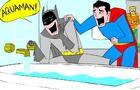 """Office Sh*t Chat - Ep.04 """"Superman vs Batman vs Aquaman"""""""