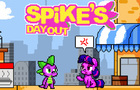 Spike's Day Out