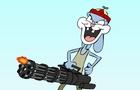 Bunny Boy Cartoon Attack