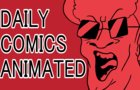 Daily Comics Animated
