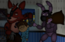 Five Nights At Freddy's [COMIC ANIMATION]
