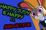 Zootopia Happy Judy is HAPPY ^^