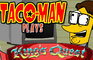 Taco-Man Plays King's Quest (MS-DOS 1987)