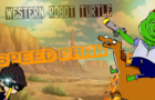 WESTERN ROBOT TURTLE- speed draw 1