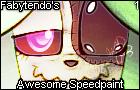 OC SpeedPaint: TEDDY