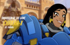Pharah Animated Overwatch Highlight Intro