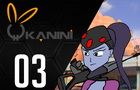 Overwatch Animated 03 Marksmanship