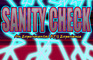 Sanity Check: Chapter 1