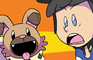 New Pokemon! It's a Dog!!
