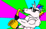 The Epic Saxicorn's Dance Party!