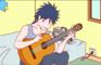 Guitar training loop