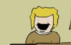 [PORTAL 2] Cave Johnson ANIMATED !