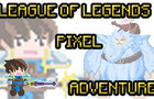 League of legends pixel