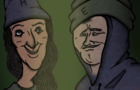 H3H3 Animated - Steak in the Boot