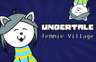 Undertale Temmie Village - animated