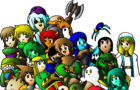 Legends of Laranda Test Animations