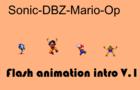 Flash animation intro
