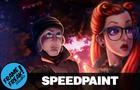 THE MISTERY - Speedpaint