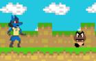 Mario and Lucario Early Demo