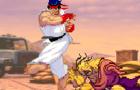 Oro vs Ryu